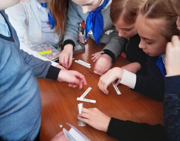 Отчёт о проведении Недели русского языка и литературы