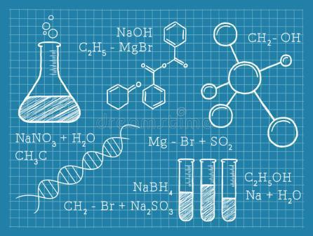 Домашнее задание по химии и биологии (учитель Горбенко А. А.)
