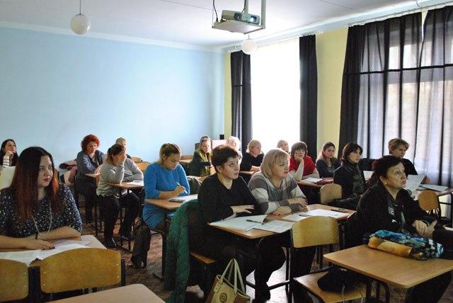 Научно-методический семинар для учителей английского языка